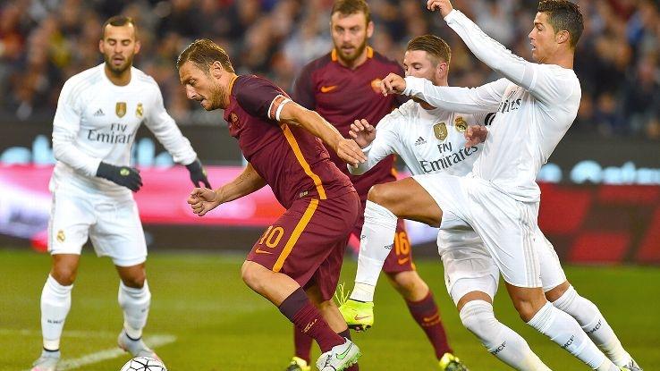 Анонс. «Реал» - «Рома» - что ждать от голодных «волков» в Мадриде?