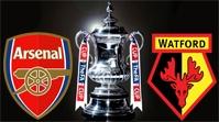 Арсенал - Уотфорд Обзор Матча (13.03.2016)
