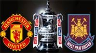 Манчестер Юнайтед - Вест Хэм Обзор Матча (13.03.2016)