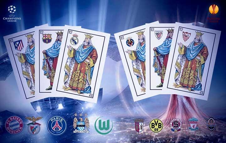 «Барселона» - «Атлетико», «Боруссия» - «Ливерпуль» и другие итоги жеребьёвки еврокубков