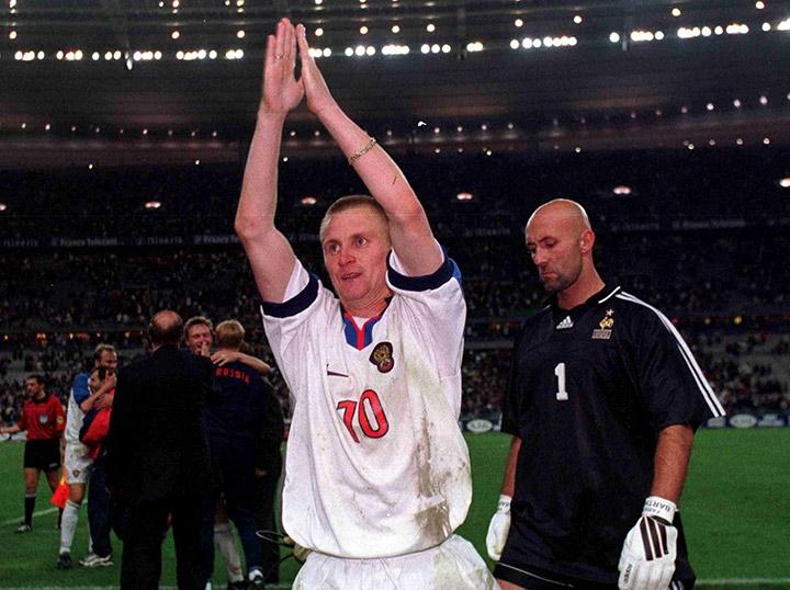 Триумф на «Сен-Дени». Матч Франция – Россия 1999 года