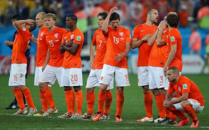 Ройстон Дренте – символ «потерянного поколения» голландского футбола
