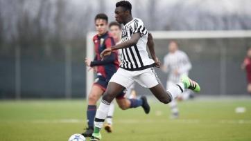 Ряд английских клубов интересуется 16-летним юниором «Ювентуса»