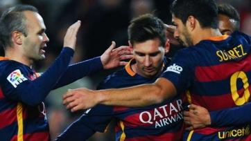 Андрес Иньеста: «Месси, Суарес и Неймар – лучшие футболисты, которых я когда-либо видел»