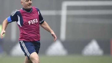 Джанни Инфантино не собирается отнимать у России и Катара право на проведение Чемпионата мира