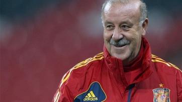 Дель Боске знает, кого хочет видеть своим приемником в сборной Испании