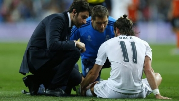 Гарет Бэйл не попал в заявку «Реала» на матч против «Леванте»