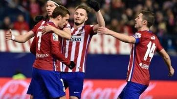 «Атлетико» взял верх в схватке с «Реал Сосьедадом»