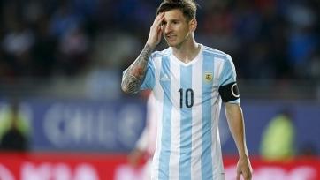 Лионель Месси: «Хотел бы выиграть какой-то трофей со сборной Аргентины»