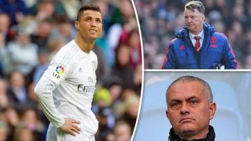 Жозе Моуринью может пригласить Роналду в «Манчестер Юнайтед»