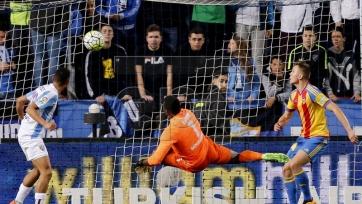 Гол Черышева принёс «Валенсии» волевую победу в Малаге