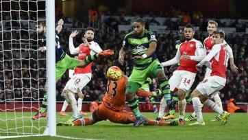 «Арсенал» сенсационно уступил дома «Суонси»