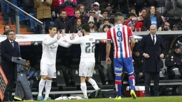 «Реал» добыл три очка в Леванте
