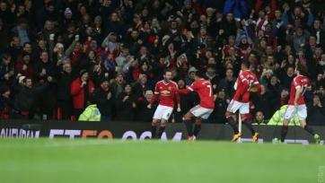 «Манчестер Юнайтед» переиграл «Уотфорд»