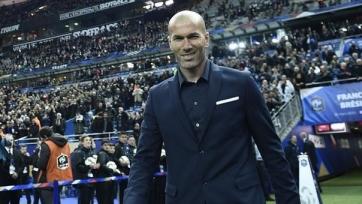 Зидан: «Все футболисты должны играть с полной самоотдачей»