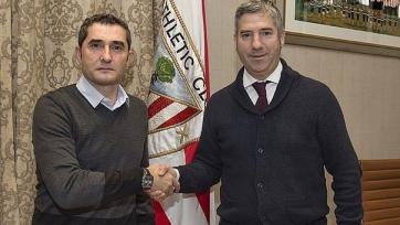 Официально: Эрнесто Вальверде продлил контракт с «Атлетиком»