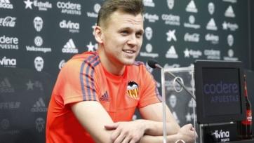 Денис Черышев не против остаться в «Валенсии»