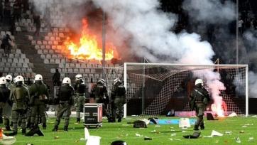 Правительство Греции отменило Кубок страны