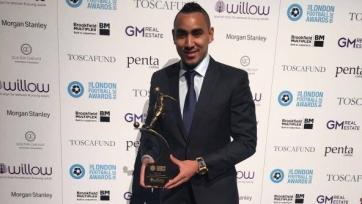 Димитри Пайе признан лучшим игроком Лондона в текущем сезоне