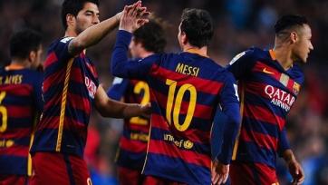 «Барселона» разгромила «Райо», Месси сделал второй хет-трик в сезоне