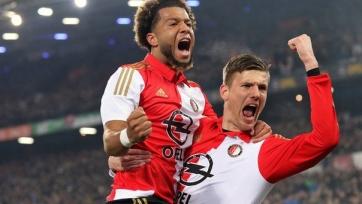 В финале Кубка Нидерландов сыграют «Фейеноорд» и «Утрехт»