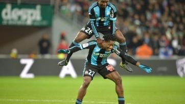 «Марсель» вышел в полуфинал Кубка Франции