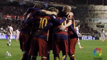 «Барселона» побила рекорд «Реала», сыграв 35 матчей без поражения