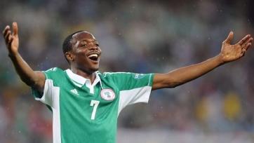 Два футболиста ЦСКА вызваны в сборную Нигерии