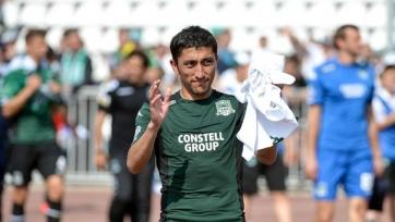 Ахмедов был признан лучшим игроком Узбекистана в 2015-м году