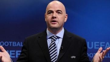 Мутко: «Инфантино сможет вернуть в футбол утерянное доверие»