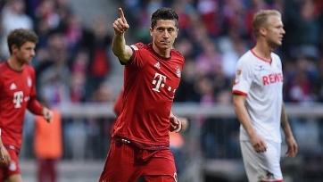 Левандовски: «Бавария» надеется снова выиграть Бундеслигу и войти в историю»
