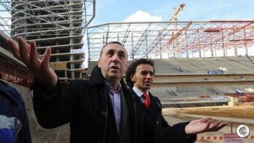 Гинер: «Если болельщик что-то натворит, его на наш стадион больше не пустят»