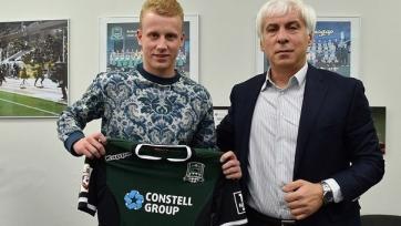 Подберёзкин: «Постараемся сыграть с «Зенитом» в свой футбол»