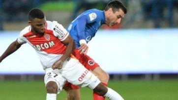 «Кан» спасся от поражения в матче с «Монако»