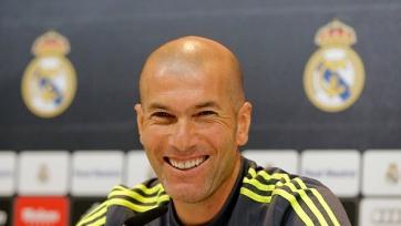 Зидан: «Работа тренером «Реала» - это постоянные стрессы»