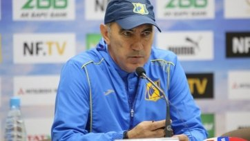 Бердыев: «В какой-то момент мои футболисты играли через «не могу»