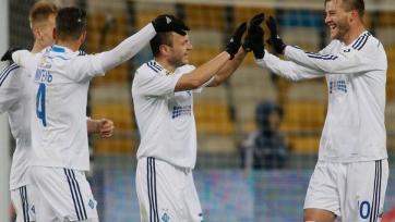 «Динамо» уверенно обыграло «Днепр»