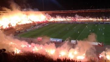 «Црвена Звезда» одержала 22-ю победу кряду в чемпионате Сербии