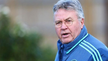 Хиддинк: «У «Челси» есть отличные шансы побороться за победу в ЛЧ и Кубке Англии»