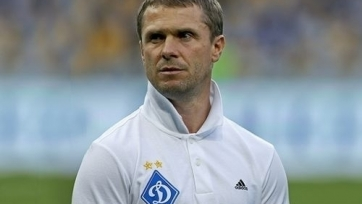 Ребров: «В матче с «Днепром» я увидел настоящий коллектив»