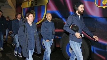Стал известен стартовый состав «Барселоны» на матч против «Эйбара»