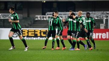 «Сассуоло» разобрался с «Миланом»