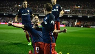 Гол Черышева не помог «Валенсии» спастись от поражения в матче с «Атлетико»