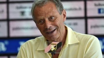Дзампарини: «Футболисты «Палермо» думают только о деньгах»
