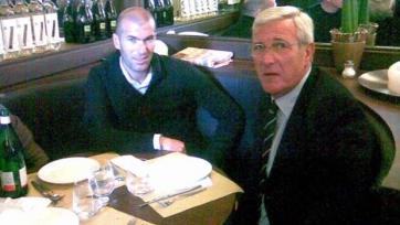 Марчело Липпи: «И не думал, что Зидан станет тренером»