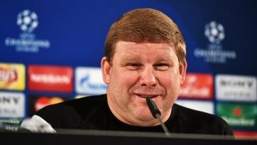 Ванхазебрук: «Гент» не собирается сдаваться, но «Вольфсбург» редко проигрывает на своём поле»