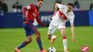 Илья Ковальчук поздравил Романа Широкова с возвращением в ЦСКА