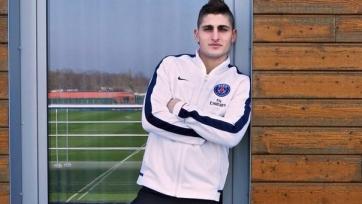 Марко Верратти может сыграть против «Челси»