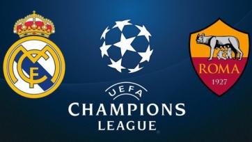 «Реал» - «Рома». Стали известны стартовые составы команд