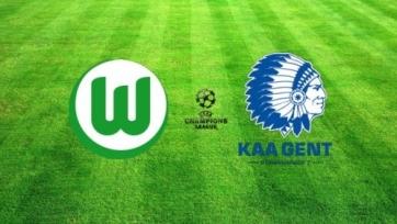 «Вольфсбург» - «Гент». Стали известны стартовые составы команд